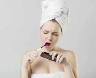 La brosse à dents connectée : utile ou futile ?